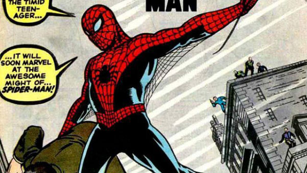 Spider-Man to have wings in Spider-Man: Homecoming