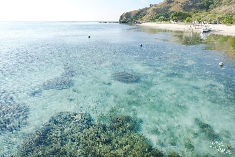 kanawa island beach view