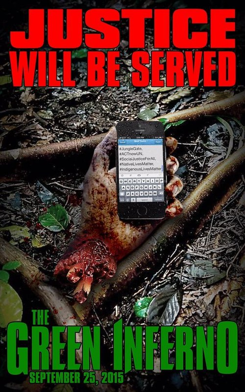 The Green Inferno - Poster 5