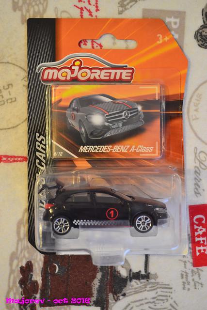 N°232D - Mercedes Class A 30403081722_1e25a3a608_z