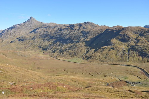 Sgurr na Ciche and River Carnach
