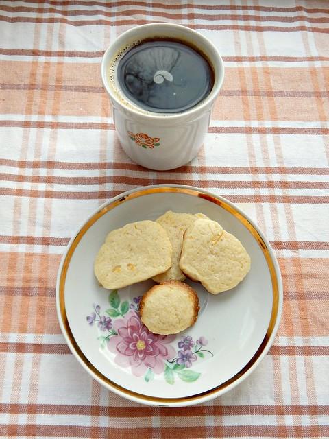 Очень лимонное печенье, пошаговый фоторецепт | HoroshoGromko.ru