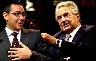 PSD este finantat de Soros