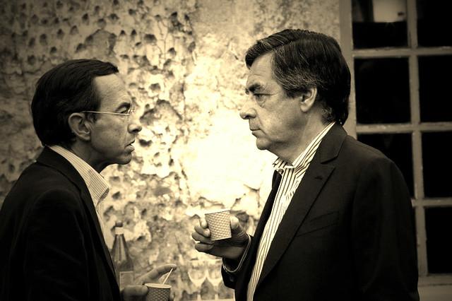 François Fillon et Bruno Retailleau