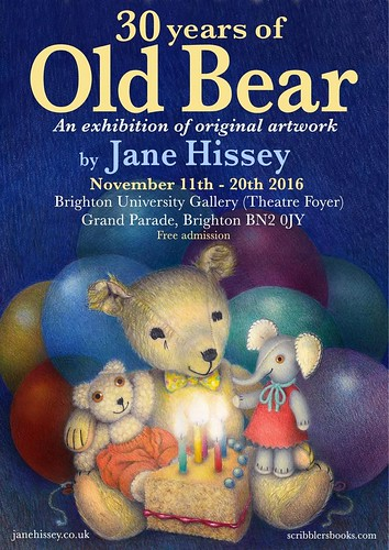 30 years of Old Bear by Jane Hissey