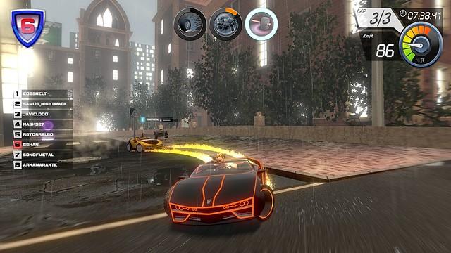 Nouveau modèle économique et accès anticipé pour Wincars Racer.
