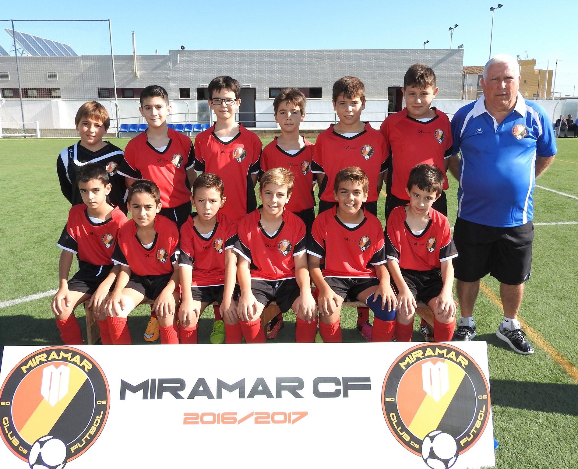 Presentació CF Miramar 2016/2017