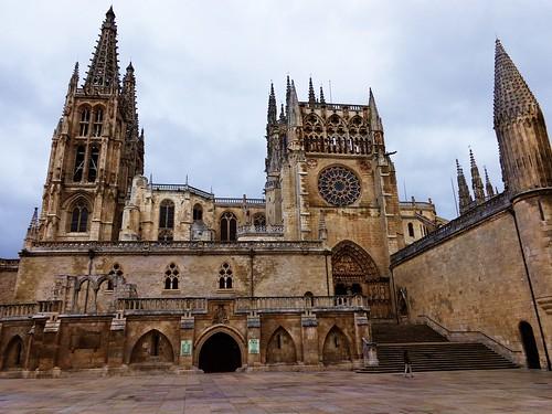 Catedral de Burgos ,España