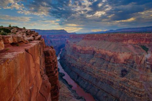 tour bờ Tây nước Mỹ Grand Canyon