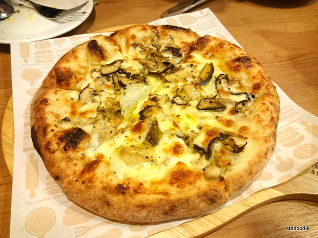 Truffle Delight Pizza