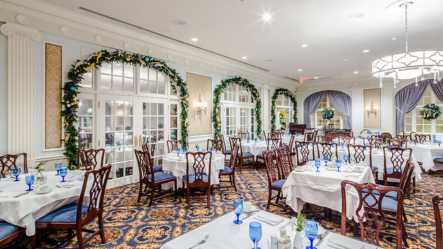 The Regency Room - The Hotel Roanoke & Conference Center