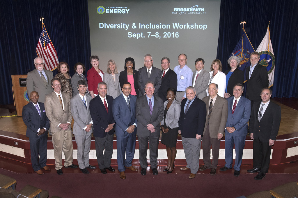 Inclusion Increases Innovation: Recap of the Diversity & Inclusion Workshop at Brookhaven Lab