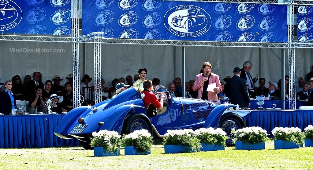 1939 Delage D6 3 Liter Grand Prix 4