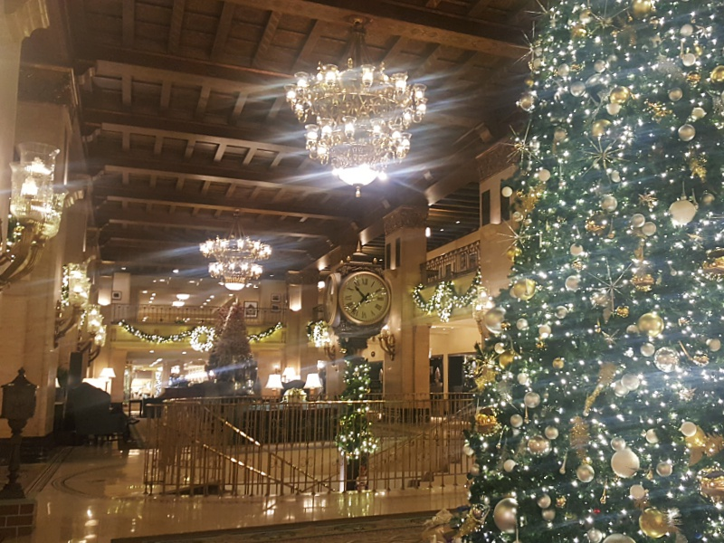 Royal York Hotel Christmas