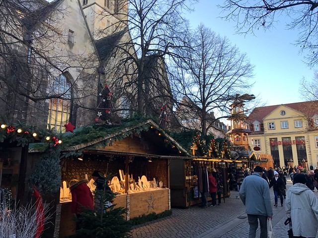 Hamelin Christmas market Germany  43