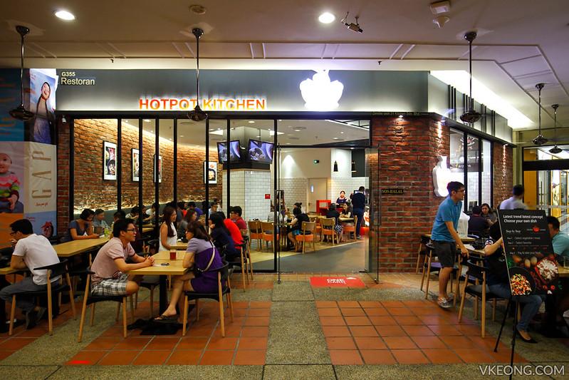 Hotpot Kitchen 1 Utama Ma Lat Restaurant