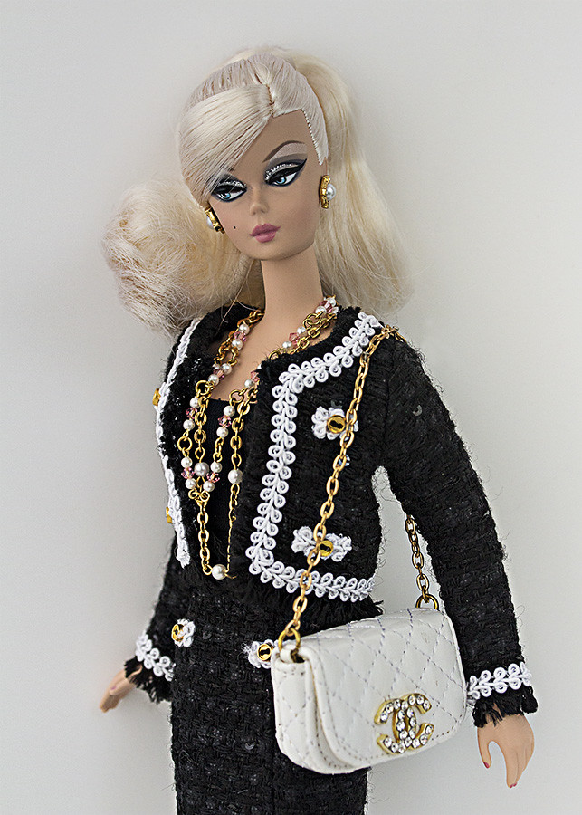 Barbie Chanel