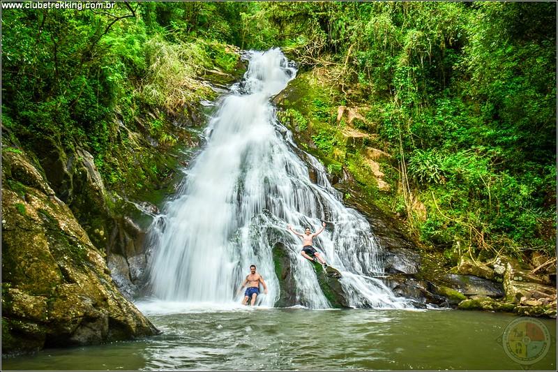578ª Trilha Cachoeiras Três Quedas, Véu de Noiva e da Curva - Santa Maria RS_042