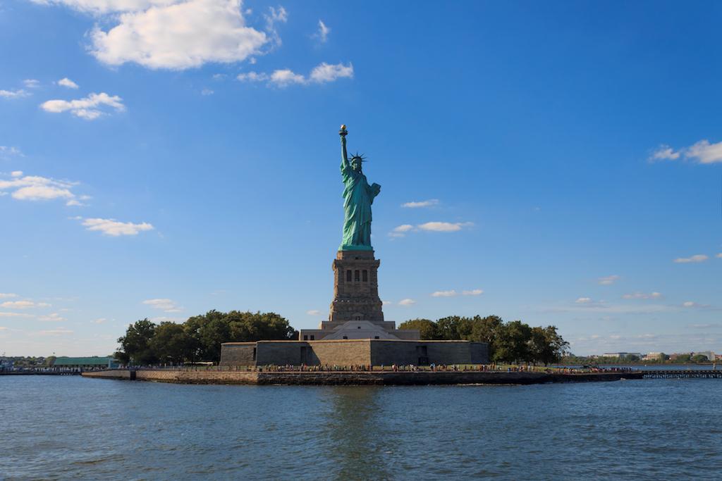 tour estatua de la libertad Nueva York