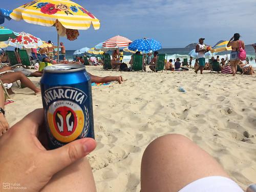 Playa de Ipanema Cerveza