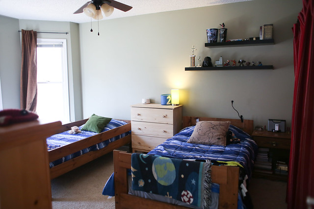 Boy Bedroom Ideas for less