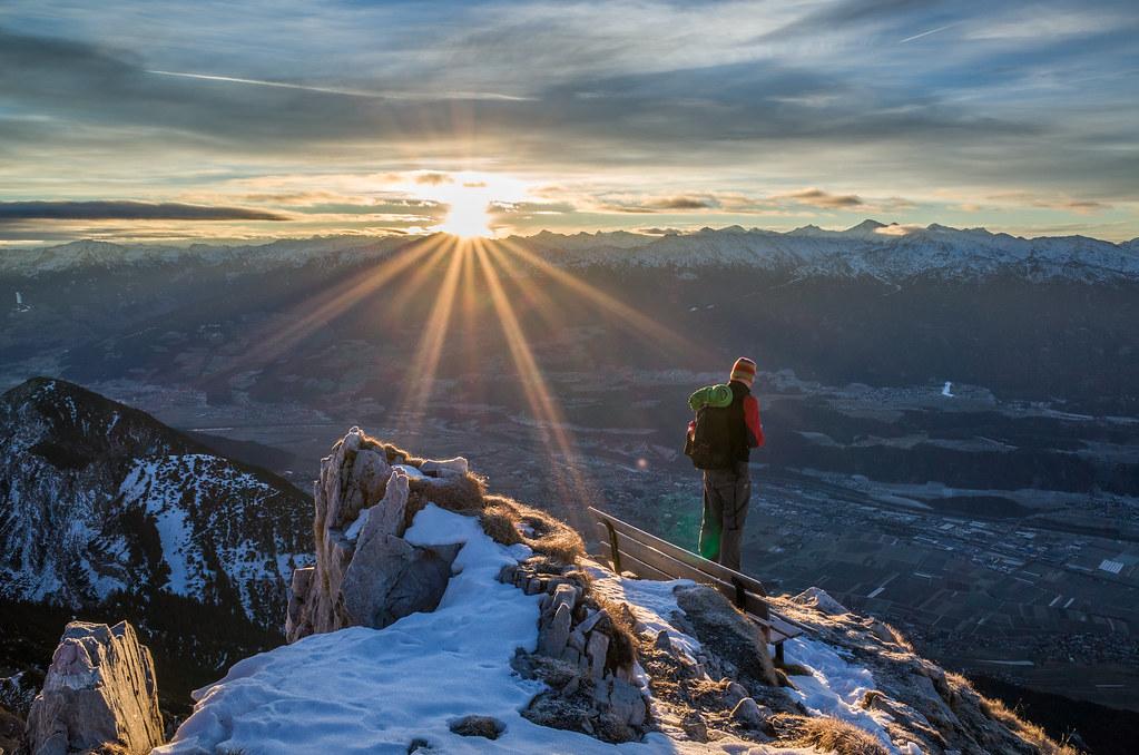 Sunrise Lattenspitze