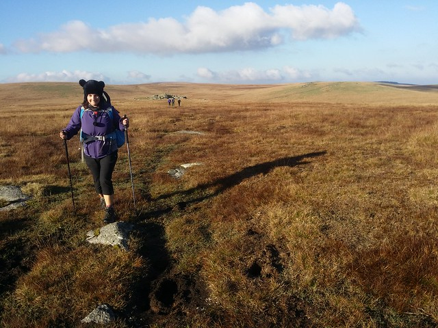 Off to Higher White Tor