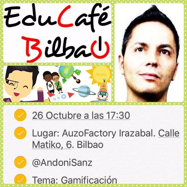 Reunión16 #EduCaféBilbao