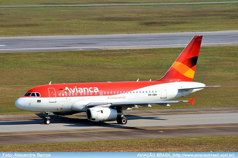 Avianca Brasil - PR-ONH