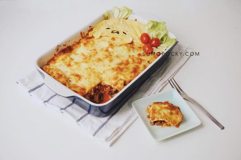 carbless lasagna