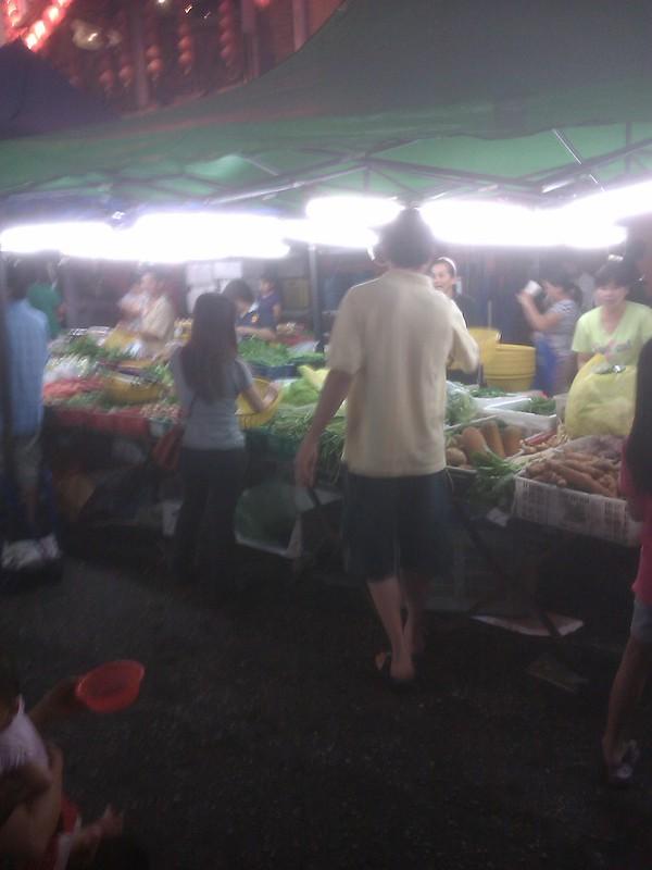 Pasar Malam - Vegtables