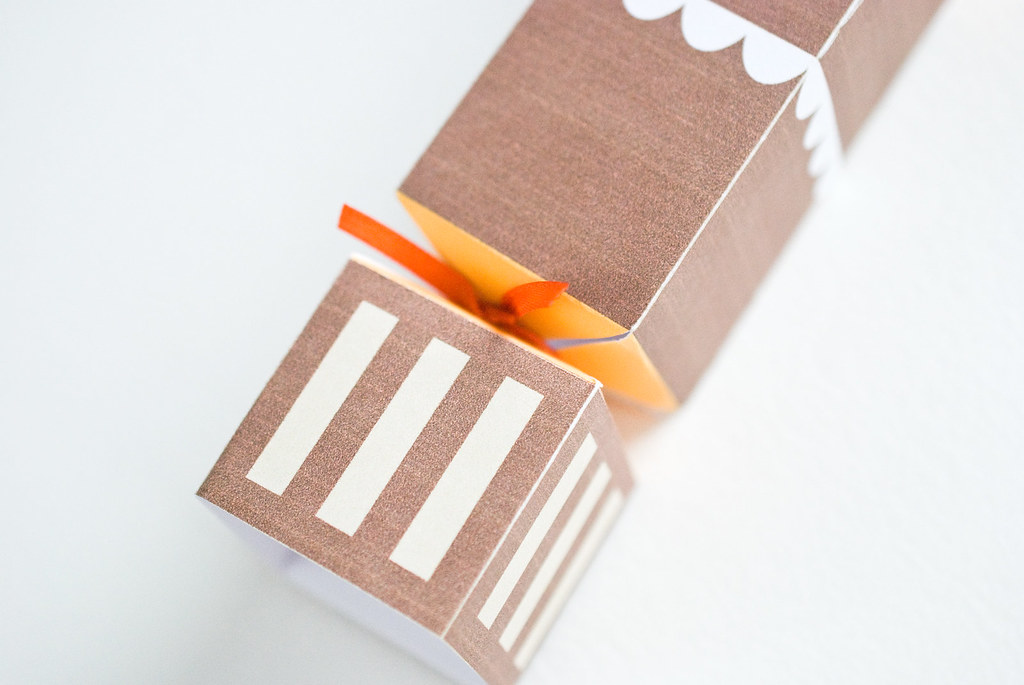 Printable Thanksgiving Turkey Cracker