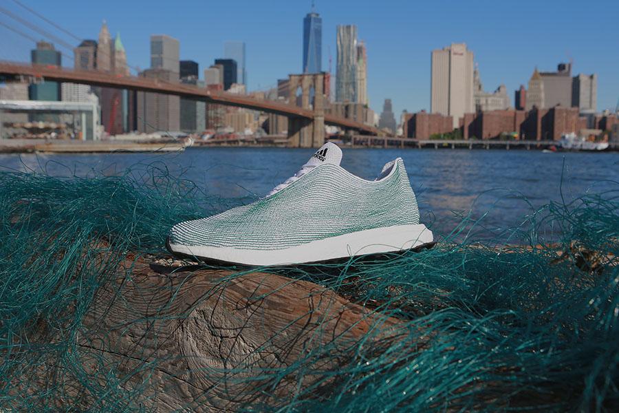 Самые экологически чистые кроссовки от Adidas - ПоЗиТиФфЧиК - сайт позитивного настроения!