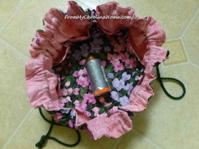 Giveaway sewing kit