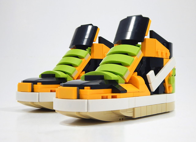 Nike Dunks — BrickNerd Your place for all things LEGO and