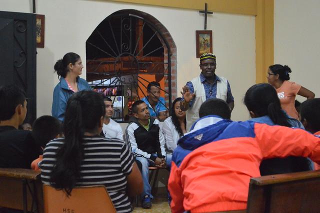 2016-09-17 2a reunión en Potrerito