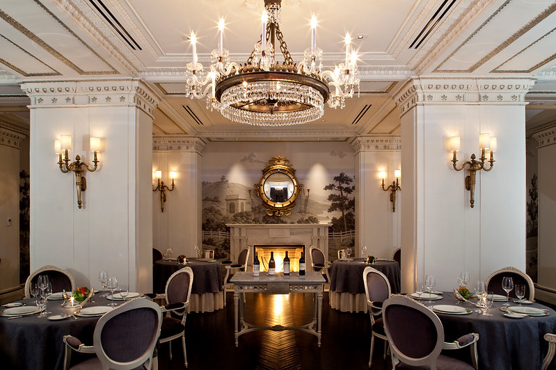 The Plume Restaurant at the Jefferson Hotel Washington, D.C.