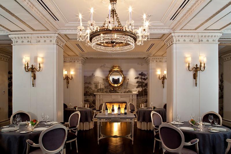 The Plume Restaurant at the Jefferson Hotel Washington, D.C.