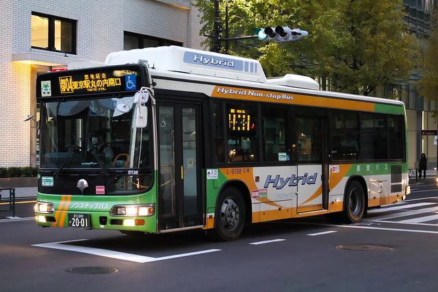2012/12/11 東京都交通局 S138