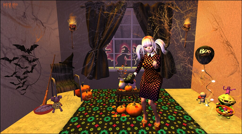 Halloween 2016 - Baiastice, !Go, Bishes Inc, D.Style, free bird, Chez Moi, SR, Circa, DRD, Mello, OTB, Lost Junction, Silvery K, Serendipity Designs, Wood Works, ZcZ, Pink Cherry, !MD
