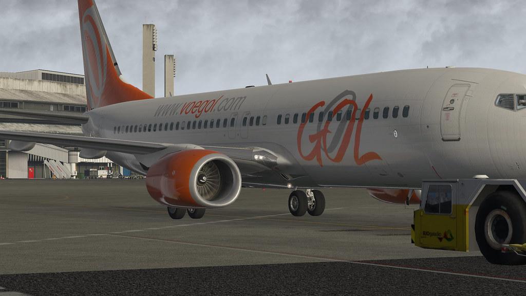 737-800 GOL X-plane 11 30955570130_1b9ff5bccc_b