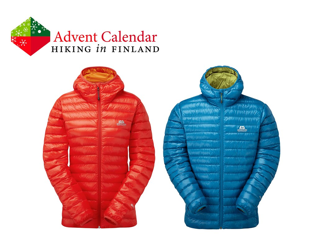 Advent Calendar ME Arete Hooded Jacket