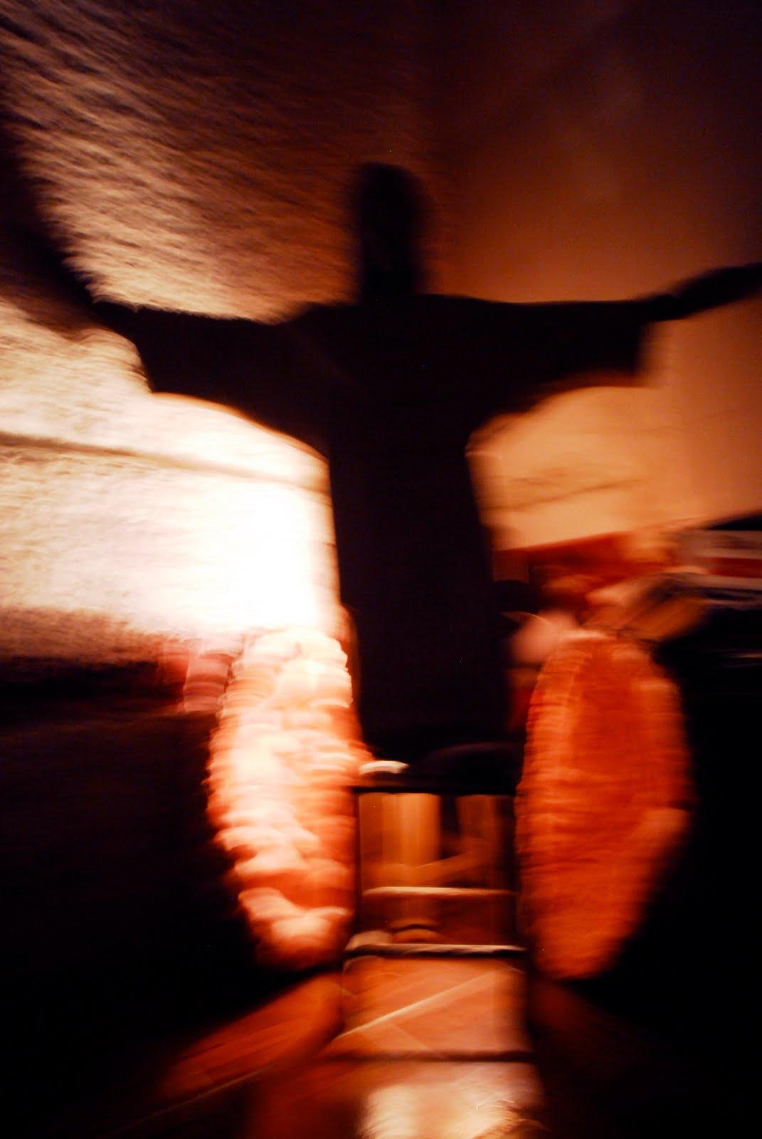 Cristo parado