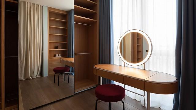 Restrained and luxury residence by Form Bureau Sundeno_15