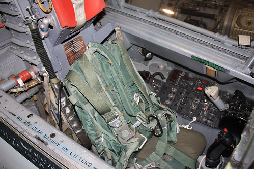 F-104J戦闘機  射出座席 IMG_0113