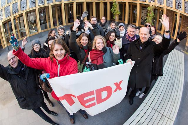 TEDxSaxionUniversity VIP event - Brave New World