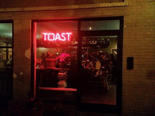 Toast (NYE 2016)