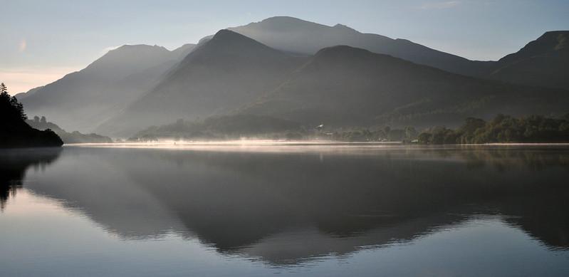 Snowdonia Sunrise..