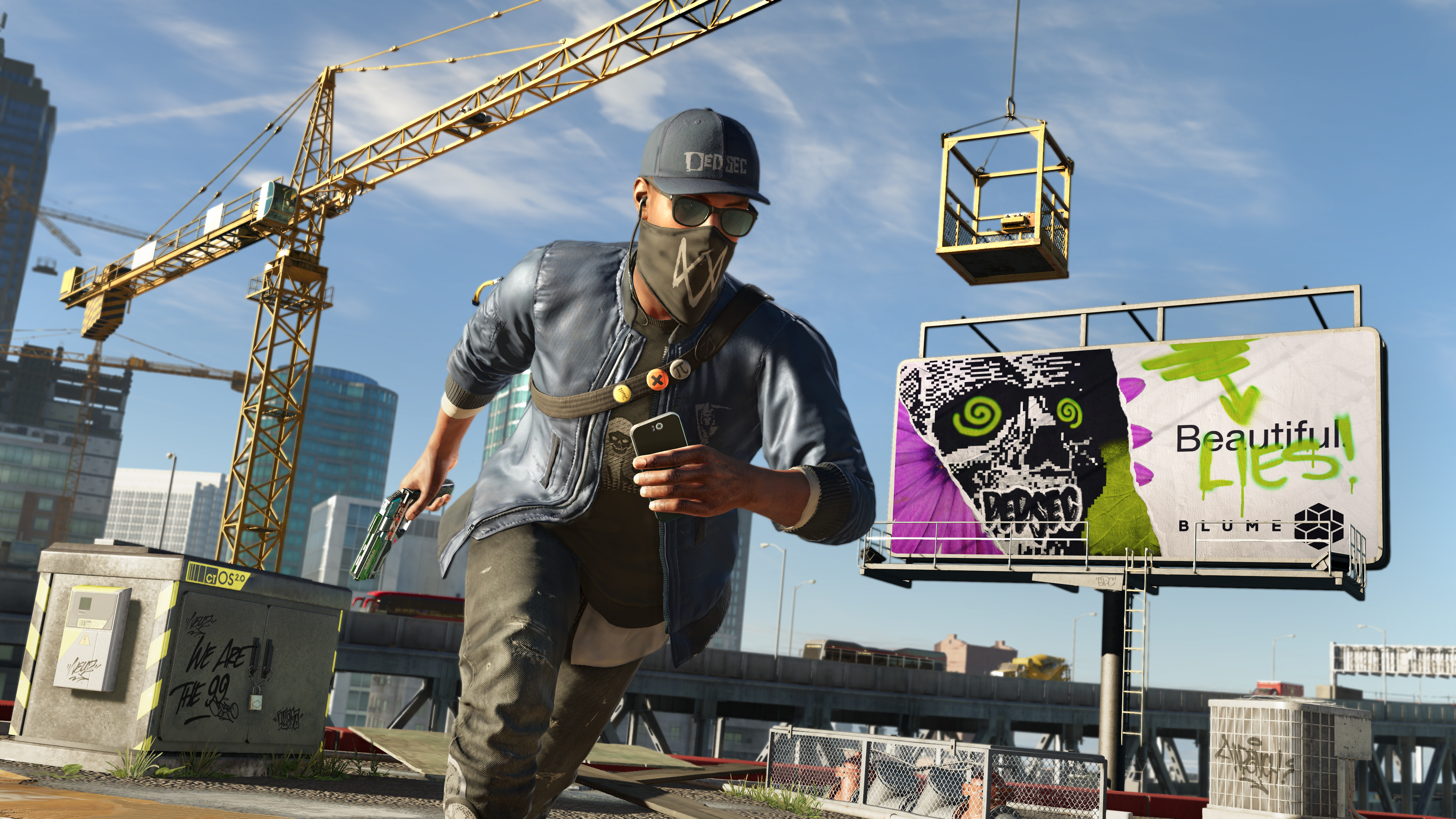 dinge mit denen watch dogs 2 euch ermutigt auf die schiefe bahn zu. Black Bedroom Furniture Sets. Home Design Ideas