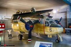 MM136556 41-6 - 465 - Italian Air Force - Grumman S-2F Tracker - Italian Air Force Museum Vigna di Valle, Italy - 160614 - Steven Gray - IMG_0838_HDR
